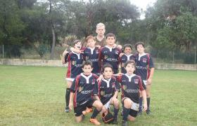 Sub 12 na festa do St. Julians