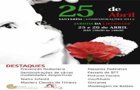 Comemorações do 25 de Abril